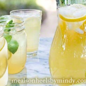 SOUTHERN SUMMER MINT LEMONADE
